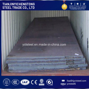 High Strength Structural Steel Plate Hot Rolled Carbon/Ms/Alloy Steel Plate A36 A283 Ss400 pictures & photos