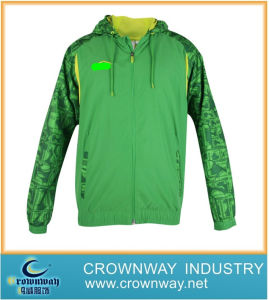 Cotton Racing Sport Basketball Coat with High Quality (CW-SW-38) pictures & photos