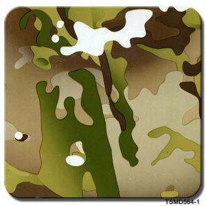 Tsautop 1 Meter Width Water Transfer Printing Camo Film pictures & photos