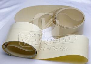 Teflon PTFE Coated Fiberglass Cloth Conveyor Belt pictures & photos