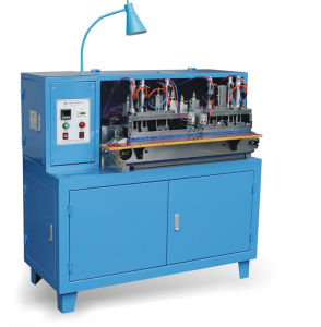 Automatic Cable Wire Cut Strip and Soldering Cable Making Machine pictures & photos