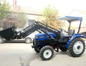 Front End Loader 30HP Wheel Tractor Map304 pictures & photos