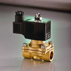 Normally Closed 2 Way Brass Water Solenoid Valve pictures & photos