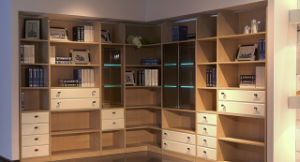 Melamine Lamination for Study Room Furniture (zj-009) pictures & photos