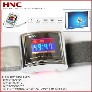 Wrist Laser Therapy Apparatus -CE/RoHS/ISO/SFDA (HY30-DW) pictures & photos