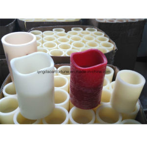 Flameless LED Wax Candle for Easter Holiday Decoration pictures & photos