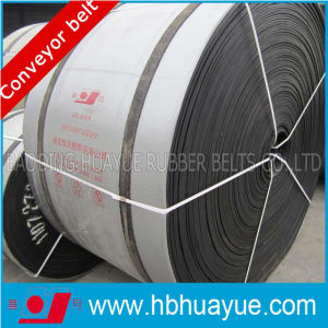 PVC/Pvg Solid Woven Conveyor Belt pictures & photos