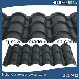 Coloured Galvanized Roof Tile with ISO Certificate pictures & photos