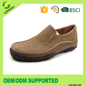 Small MOQ Dressing Men Shoes Flat Casual Man Shoes Footwear pictures & photos
