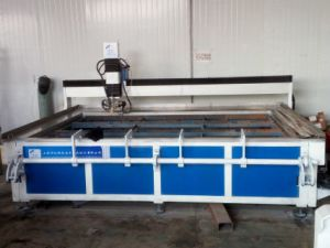 Water Jet Cutting Machine 2m*1.5m Cutting Table with Diect Drive Pump pictures & photos