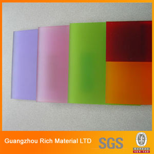 Color Cast Plexiglass Sheet Acrylic PMMA Sheet Perspex pictures & photos