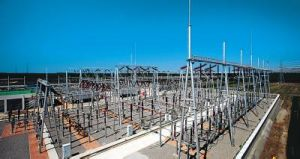 132 Kv Steel Power Substation Structure pictures & photos