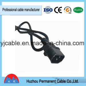 AC Power Cord Cable Monitor Computer 3 Pin Power Cord in High Quality and Low Price pictures & photos