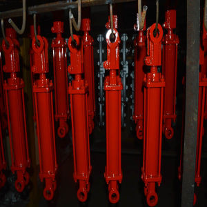 Steel Hydraulic Cylinder for Agriculatural pictures & photos