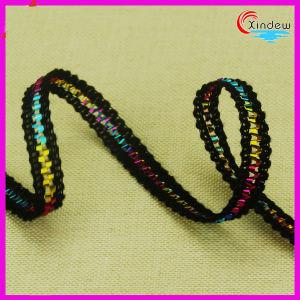 1cm Metallic Yarn Shining Trimming pictures & photos