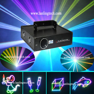 1.5 Watt RGB Laser Light Show pictures & photos