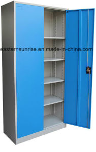 Two Swing Door Steel Storage Cupboard pictures & photos