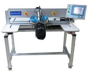 Cap Rhinestone Hot Fix Machine