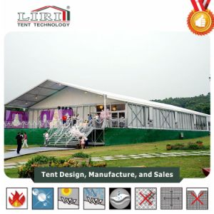 300 People Event Tents for Outdoor Wedding Party and Events pictures & photos