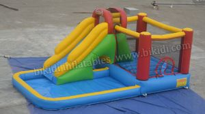 Inflatable Ball Pit Combo B3079 pictures & photos