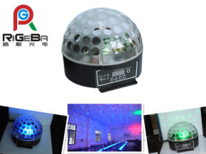 LED Crystal Magic Ball /LED Effect Light pictures & photos