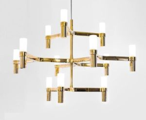 Modern Metallic Chandelier with Muti Heads (WHP-0058) pictures & photos