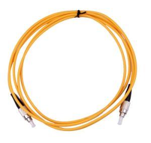FC/UPC-FC/UPC SM SX fiber Optic patch cord pictures & photos