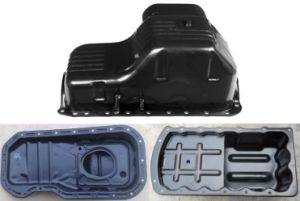 Oil Pan with Die Casting pictures & photos