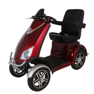 Zvgreen Hot Sales Three Wheel Electric Scooter with Safer Performance pictures & photos