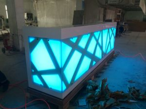 Shinning Design Modern Commercial Bar Counter (TW-036) pictures & photos