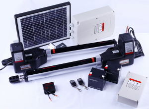 Solar Compatible Automatic Motor for Arm Gate