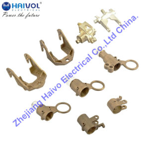 Brass Casting Fitting for Drop Fuse Cutout pictures & photos