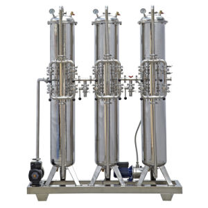 1t 2t Reverse Osmosis Water Filter Purifier Mineral Pure Water Plant pictures & photos