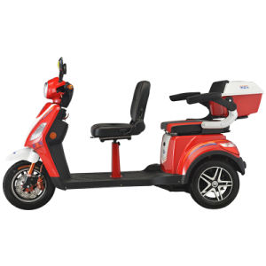 China High Quality 3 Wheel Electric Scooter for Elderly Person pictures & photos
