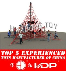 Climbing Rope Space Net Play Outdoor Indoor Toy pictures & photos