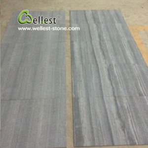 Blue Wood Marble Wall and Floor Tile pictures & photos