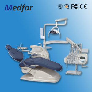 Luxury Design Multifunctional Implant System Dental Chair (MFD208Q3) pictures & photos