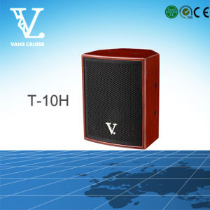 T-10h 10′′ OEM Made in China Coaxial Wall Speaker