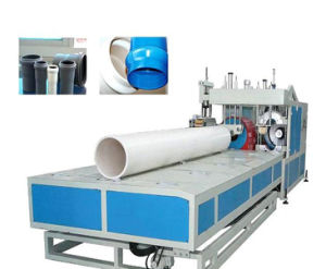 SGK250 Automatic Plastic PVC Pipe Belling Machine Manufacturer pictures & photos
