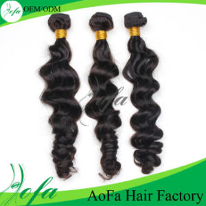 China Reliable Hair Factory OEM High Grade Quality Human Hair 100% Virgin Hair pictures & photos