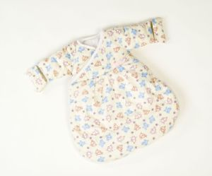 Wholesale Lovely Design Baby′s Knitted Sleeping Bag pictures & photos