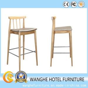 Hotel Banquet Restaurant Wood Leisure Chair for Vocational Village pictures & photos