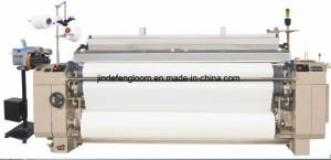 190cm Single Nozzle Electronic Feeder Water Jet Loom with Dobby pictures & photos