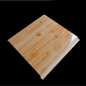 8*200mm Middle Groove Lamination PVC Panel for Interior Decoration pictures & photos