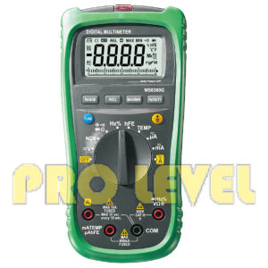 Professional 4000 Counts Digital Multimeter (MS8360G) pictures & photos
