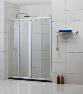 Framed Sliding Shower Door (YTP-005)
