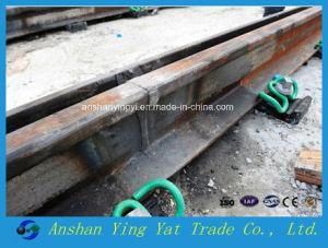 Flange Rail/ Girder Rail/ Grooved Rail/ Steel Rail/ Crane Rail/Rail pictures & photos