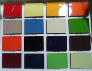 China Glossy UV MDF Sheet for Kitchen Cabinet (factory price ...