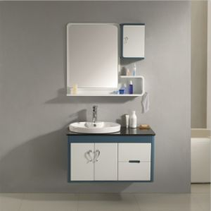 Bathroom Basin Withbathroom Cabinets, Stainless Steel Bathroom Vanity pictures & photos