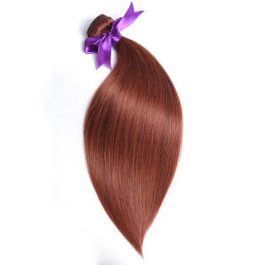 Peruvian Hair Bundles 100% Human Hair Weave Pure 33 Color 12′′ Non Remy Hair Extension Free Shipping pictures & photos